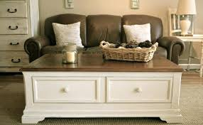 rectangle coffee table with storage white wooden rectangle coffee table with drawer and brown wooden top