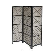 room dividers sweet allen roth composite outdoor screen electric fireplace pellet stove thin wall foyer ventless