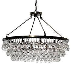 celeste 32 glass drop crystal chandelier antique brass more info
