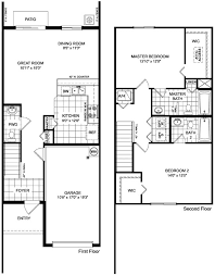 Features Of Townhome For Sale  Prairie Ridge Townhomes In Townhomes Floor Plans