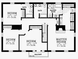 4 bedroom house floor plans unique of graceful for bedrooms 28