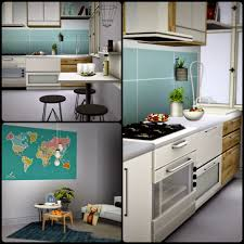 Sims 3 Kitchen Apartment 7b By Simberry Sims 3 Download Starter Home