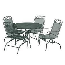 green wrought iron patio furniture. home depot wrought iron isnu0027t green patio furniture a