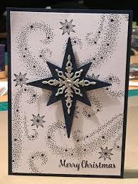 Stampin Up Star Of Light Cards Stampin Up Star Of Light Christmas Card 2016 Homemade