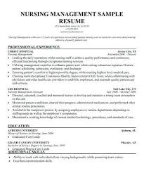 Nurse Manager Resume Delectable Nurse Manager Resume 60 Online Builder Pesproclub Regarding