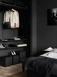 black bedroom. Black Bedroom Ideas To Inspire You On How Decorate Your 1