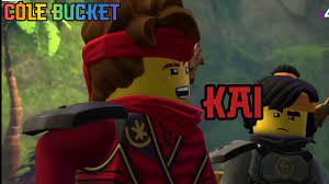 Lego Ninjago - Kai - Character Spot - Season 14 - Cole Bucket - YouTube