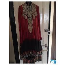 Waseem Noor Designer Waseem Noor Pakistani Designer New Unworn 4 Piece