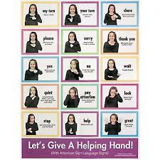 Free Sign Language Worksheets Sign Language Alphabet