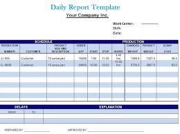 Daily Sales Activity Report Excel Adorable Salesman Visit Report Template Samancinetonicco