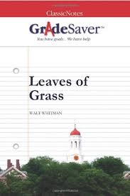 leaves of grass essay questions gradesaver