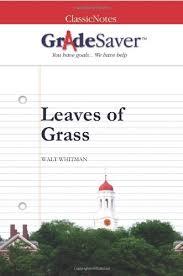 leaves of grass essay questions gradesaver