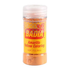 Colorante Badia Amarillo Yellow Sin Gluten 49 6 G Walmart