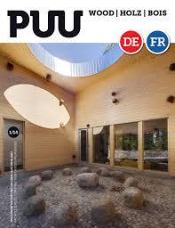 Holzbois Magazine 12014 By Puu Lehti Wood Magazine Holz