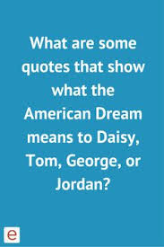 Gatsby American Dream Quotes Best of List All Of The Rumors About Gatsby Mentioned In Chapter Four