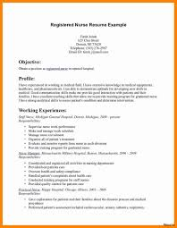 Medical Surgical Nursing Resume Sample Sample Resume Nursing Writers Writing Lab Professional Rn Examples 27