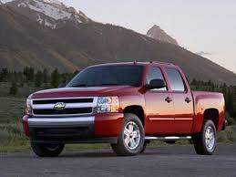 2007 Chevrolet Silverado 1500 Crew Cab | Pricing, Ratings ...