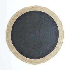 jute round rug 90cm minimalist round natural fiber rug on jute pottery barn 8 round natural fiber rug natural fiber round rugs for kitchen natural fiber