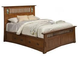 trend furniture. TREND MANOR #1700 Arts \u0026 Crafts Bungalow Bed Trend Furniture -