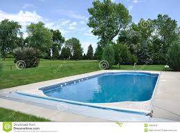 Backyard Swimming Pool Backyard Swimming Pool Royalty Free Stock Image Image 26382956