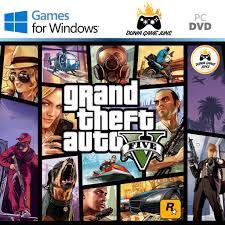 Máy Chơi Game Gta 5 (Grand Theft Auto V) - CD / DVD - PC Và Laptop