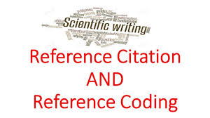 Difference Between Reference Citation And Reference Coding Scientific Writing Urduhindi
