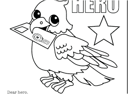 Thank You Coloring Pages Printable Veterans Day Free Coloring Pages