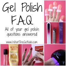 How Do You Dry Gel Nail Polish Without Uv Light Gel Polish Frequently Asked Questions