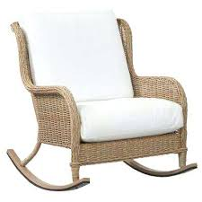 Wicker Rocking Chair Outdoor Tides Outdoor Rattan Wicker Rocking