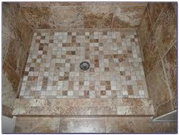 mosaic marble shower floor tile tiles home design installing mosaic floor tile