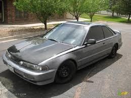 1990 Asturias Gray Metallic Acura Integra GS Coupe #30770254 ...
