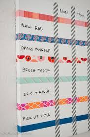 Diy Magnetic Dry Erase Kids Chore Chart Diy Crafts