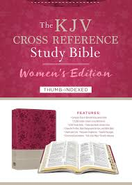 The Kjv Cross Reference Study Bible Womens Edition Indexed Floral Berry