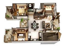 free 3d house plans homes zone