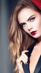 best makeup trend fw16 red lipstick bold color