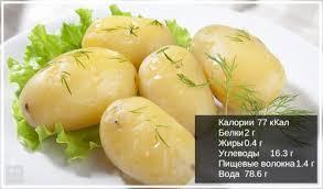 Польза и вред картофеля Состав картофеля