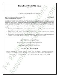 librarian media cover resume sample page 2 librarian resume examples