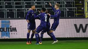 Highlights: RSC Anderlecht - KRC Genk - YouTube