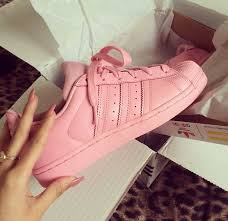 adidas shoes for girls superstar pink. adidas supercolors by pharrell in baby pink shoes for girls superstar