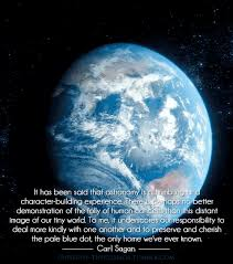 Pale Blue Dot Quote Classy Gif Quotes Carl Sagan Cosmos Astronomy Pale Blue Dot COSMOS A