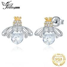 jewelrypalace created sapphire parrot