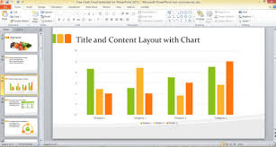 Powerpoint 2013 Template Location Free Fresh Food Template For Powerpoint 2013