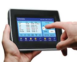 touch jandy pro series aqualink touch swimming pool automation