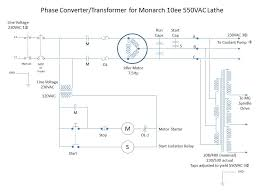 does it matter which direction i run a 3 phase transformer i ve posted a schematic of the monarch mg drive in the monarch section here s the schematic of the plan for the phase converter