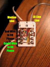 phone jack wiring annavernon phone jack wiring issue talkbass com