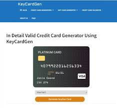 Generator Community The - Credit Card Ebay