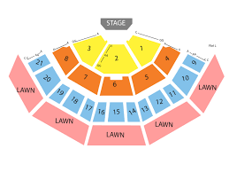 Marcus Amphitheater Seating Chart And Tickets Formerly