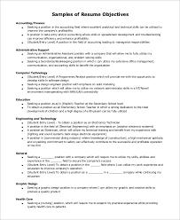 Sample Resume Objectives For Teachers Resume Objective Example 100 Online Resume Builder 100