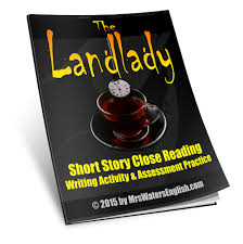 the landlady by roald dahl essay short story the landlady by roald dahl