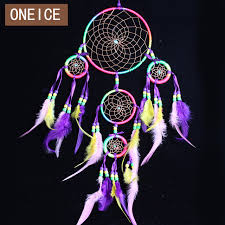 Dream Catchers Wholesale ONEICE ONEICE Free Shipping Colorful The dream catcher 52